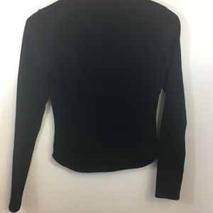 Autumn Cashmere Sweaters - Autumn Cashmere Black Sweater